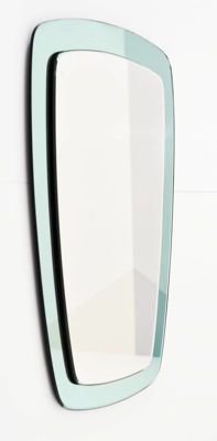 Unknown designer - Curved glass mirror