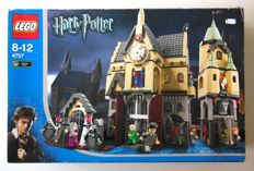 Harry Potter - 4757 - Hogwarts Castle