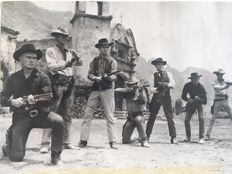 Unknown/Metro-Goldwyn-Mayer Pictures and Columbia Pictures - 'The Magnificent Seven' - 1960