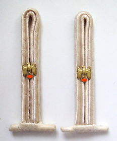 Navy epaulette, rare version