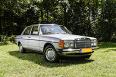 Mercedes-Benz - 300 D automatic - 1980