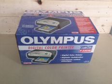 OLYMPUS CAMEDIA P-330 NO professional digital printer