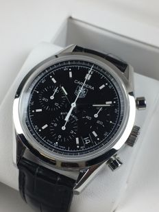 TAG Heuer — Carrera Chronograph Calibre 17 — CV2111-0 — Men — 2000-2010