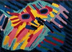 Karel Appel (after) - Cats