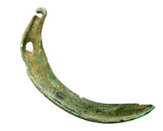 Bronze age sickle - 200 mm