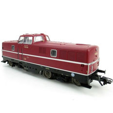Märklin H0 - 36080 - Diesel locomotive V80 of the DB