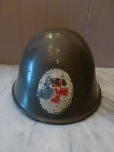 Dutch helmet WW2