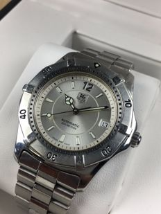 TAG Heuer Automatic 200m  Ref. WK2116 — Men — 2000-2010