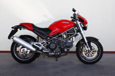 Ducati - Monster 900S IE - 2000