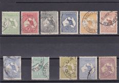 Australia 1913/1968 - a collection