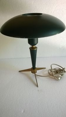 Louis Kalff by Philips - Office or table lamp with tripod base