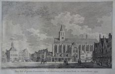 Amersfoort; Liender/Koster - 2 copper engravings and 1 lithograph - 18th/19th century