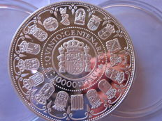 Spain. 500th Anniversary of the Discovery of America. 10,000 pesetas. year 1989.