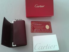 Cartier - Key chain pouch
