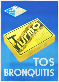 Anonymous - Cough candies Turmo - 1950s/1960s
