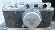 "Camera FED 1 ""LUFTWAFFE"" Made in USSR"