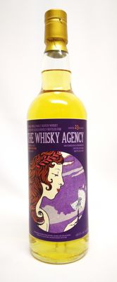 Glen Keith 23 years old 48.6% abv. The Whisky Agency - Speyside Single Malt Scotch Whisky