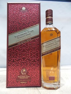 Johnnie Walker The Royal Route Explorer's Club Collection - 1 litre