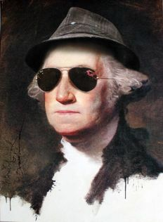 Mr Brainwash - George Washington