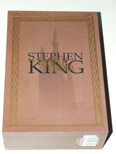 Dark Tower Omnibus By Stephen King - Slipcase With Oversized x2 HC's - 1st edition - (2011)