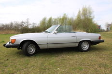 Mercedes-Benz - 450 SL (R107) - 1974