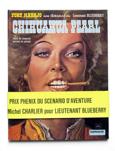 Blueberry T13 - Chihuahua Pearl - C - EO (1973)