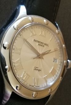 Raymond Weil Tango Collection - 2006 - Rare - Style Audemars Piguet