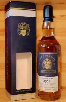 Mortlach 1995/2016, 21 years old Single Malt Scotch Whisky, Spirit & Cask Range, 70cl, 46%vol.