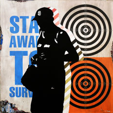 Tehos Frederic Camilleri - Stay awake to survive