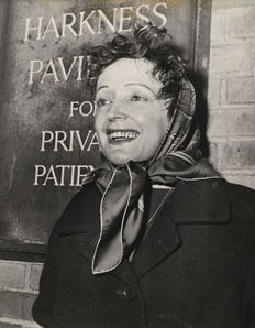 Unknown/Bildarchive - Edith Piaf - 1960's