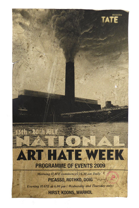 ART HATE - National ART HATE Week Programme of Events