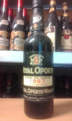1967 Late Bottled Vintage Port, Royal Oporto Wine Co. - 1 bottle 75 cl