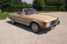 Mercedes-Benz - 450 SL - 1972