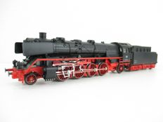 Märklin H0 - 3392 - Steam locomotive with pulled tender BR 41 of the DB