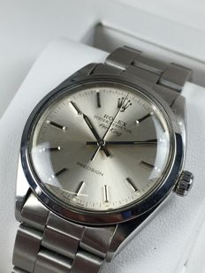 Rolex Air-King Precision automatic — Ref. 5500 — Heren — 1980-1989