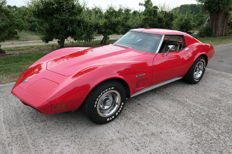 Chevrolet - Corvette Stingray C3 - 1974
