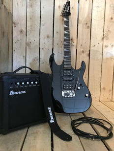 Ibanez Gio NOS new! With free amp, strap and cable!