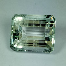 Aquamarine - 9.24 ct
