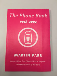 Martin Parr - The Phone Book (1998-2002)