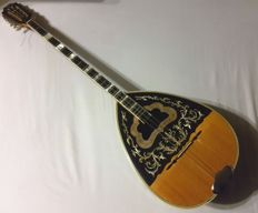 Vintage Greek Bouzouki (6-string)