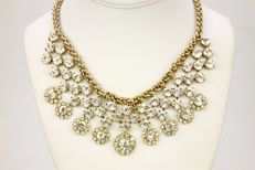 Joan Rivers vintage statement necklace New York