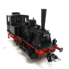 Märklin H0 - 37140 - Tender locomotive Series BR 89 of the DB