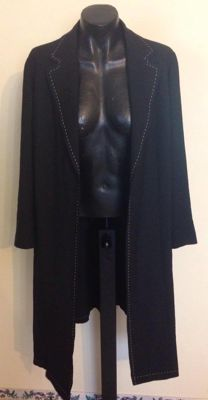 Gianfranco Ferré - long jacket / duster coat