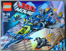 Lego the movie - 70816 - Benny's Spaceship, Spaceship, Spaceship