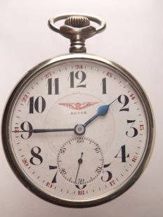 Revue – Men's pocket watch – Early 20th century