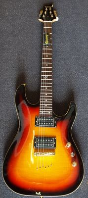 New Century S65 Special Series in sunburst