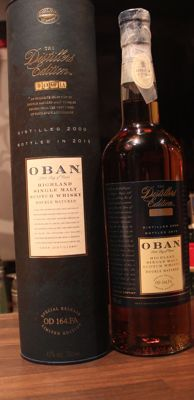 Oban Distillers Edition 2000