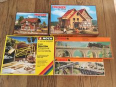 Vollmer/Nock/Arnold N - Various building kits