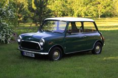 Mini Morris One 850 - 1975 Leyland