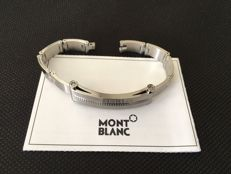 Montblanc bracelet, bangle, stainless steel, bracelet